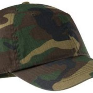 Camouflage Cap Thumbnail