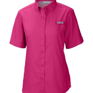 Columbia Ladies' Tamiami™ II Short-Sleeve Shirt Thumbnail