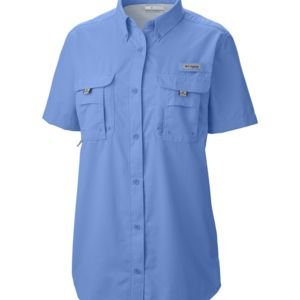 Columbia Ladies' Bahama™ Short-Sleeve Shirt Thumbnail