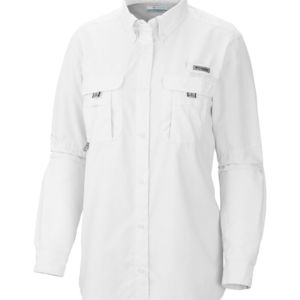 Columbia Ladies' Bahama™ Long-Sleeve Shirt Thumbnail
