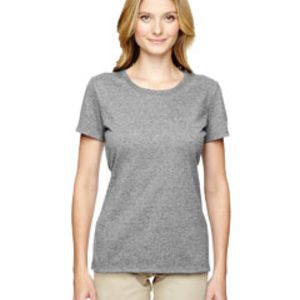 Jerzees Dri-POWER® ACTIVE Ladies' 5.6 oz., 50/50 T-Shirt Thumbnail