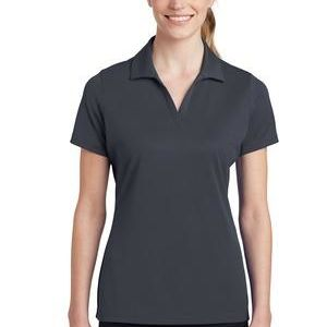 Sport Tek Ladies PosiCharge ® RacerMesh ™ Polo Thumbnail