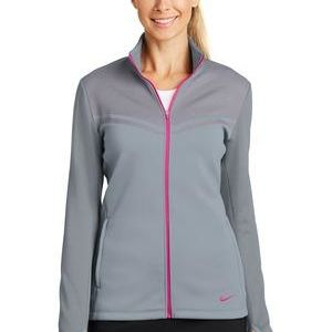 NIKE Golf Ladies Therma FIT Hypervis Full Zip Jacket Thumbnail