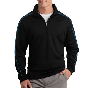 NIKE Golf Dri FIT 1/2 Zip Cover Up Thumbnail