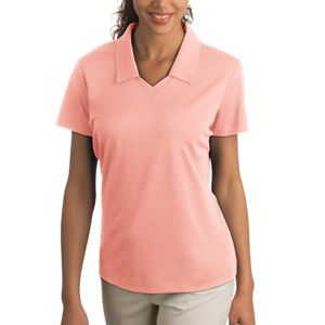 NIKE Golf Ladies Dri FIT Micro Pique Polo Thumbnail