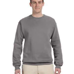 Jerzees 8 oz., 50/50 NuBlend® Fleece Crew Thumbnail