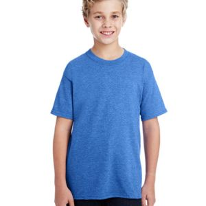 Gildan DryBlend® Youth 5.6 oz., 50/50 T-Shirt Thumbnail