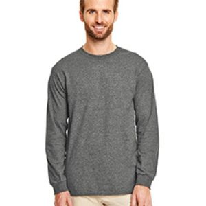 Gildan DryBlend® 5.6 oz., 50/50 Long-Sleeve T-Shirt Thumbnail