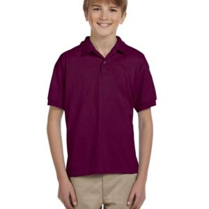 Gildan DryBlend® Youth 5.6 oz., 50/50 Jersey Polo Thumbnail