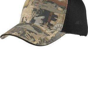 Port Authority Camouflage Cap with Air Mesh Back Thumbnail