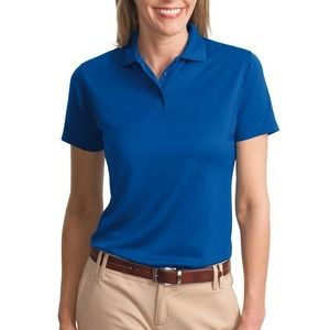 Port Authority Ladies Poly Bamboo Charcoal Blend Pique Polo Thumbnail