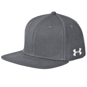 Unisex Under Armour Flat Bill Cap Solid Thumbnail
