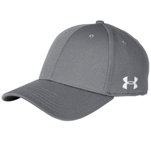 Unisex Under Armour Curved Bill Cap Solid Thumbnail