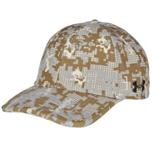 Unisex Under Armour Curved Bill Cap - Digi Camo Thumbnail