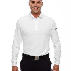Men's Under Armour Performance Long-Sleeve Polo Thumbnail