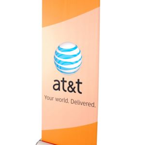 Retractable Banner Stand - Premium Thumbnail