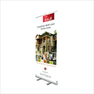 Retractable Banner Stand - Standard Thumbnail