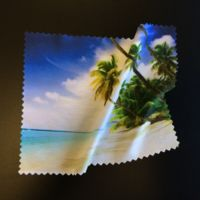 Lens Cloth (Sublimated) Thumbnail