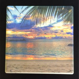Square Sandstone Coaster (Sublimated) Thumbnail