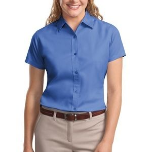 Port Authority Ladies Short Sleeve Easy Care Shirt Thumbnail