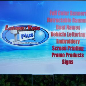 18x24 Yard Sign (Double Sided) Thumbnail