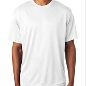 Sublimatable UltraClub® Men's Cool & Dry Basic Performance Tee Thumbnail