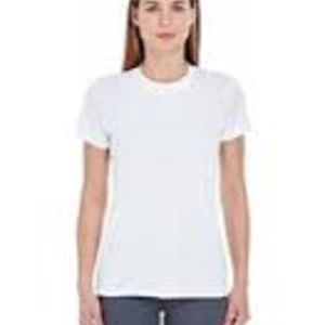 Sublimatable UltraClub® Ladies' Cool & Dry Basic Performance Tee Thumbnail