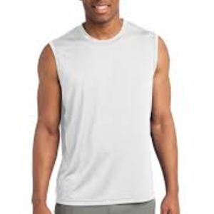 Sublimatable Sleeveless PosiCharge Competitor Tee Thumbnail