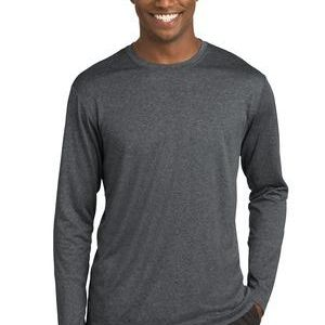 ST360LS-S Long Sleeve Heather Contender Tee Thumbnail
