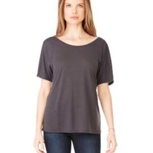 Bella + Canvas Ladies' Slouchy T-Shirt Thumbnail