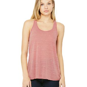 Bella + Canvas Ladies' Flowy Racerback Tank Thumbnail