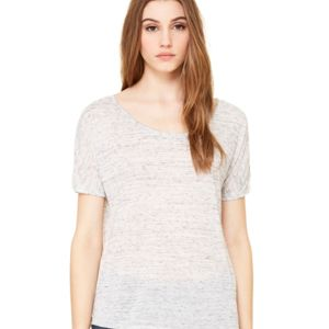 Sublimation Bella + Canvas Ladies' Slouchy T-Shirt Thumbnail
