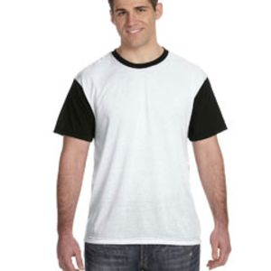 Adult SubliVie Blackout Cotton Feel Dri-Fit T-Shirt Thumbnail