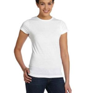 Ladies' SubliVie Cotton Feel Junior Fit Dri-Fit T-Shirt Thumbnail