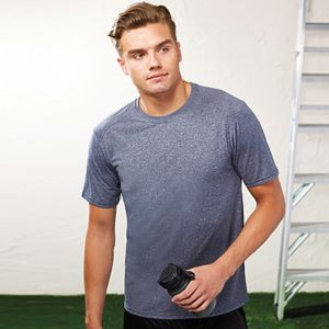 Sublimated Paragon Adult Heathered Performance Tee Thumbnail