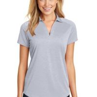Sublimated Ladies Digi Heather Performance Polo Thumbnail