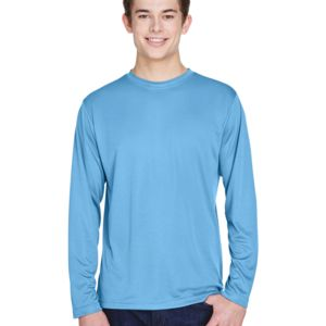 Sublimated Men's Zone Performance Long-Sleeve T-Shirt Thumbnail