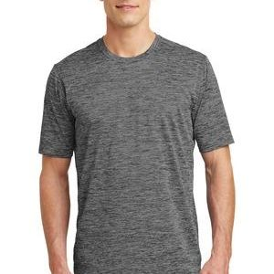 Sublimatable PosiCharge Electric Heather Tee Thumbnail