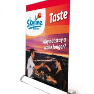 Table Top Retractable Banner Stand Thumbnail