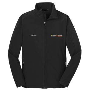 Mens Jacket with UCF - Osceola GME Program Coordinator and Personalized Thumbnail