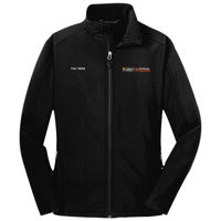 Ladies Jacket with UCF - Osceola GME Program Coordinator and Personalized Thumbnail